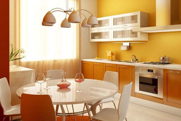 как правильно подобрать стол и стулья для кухни